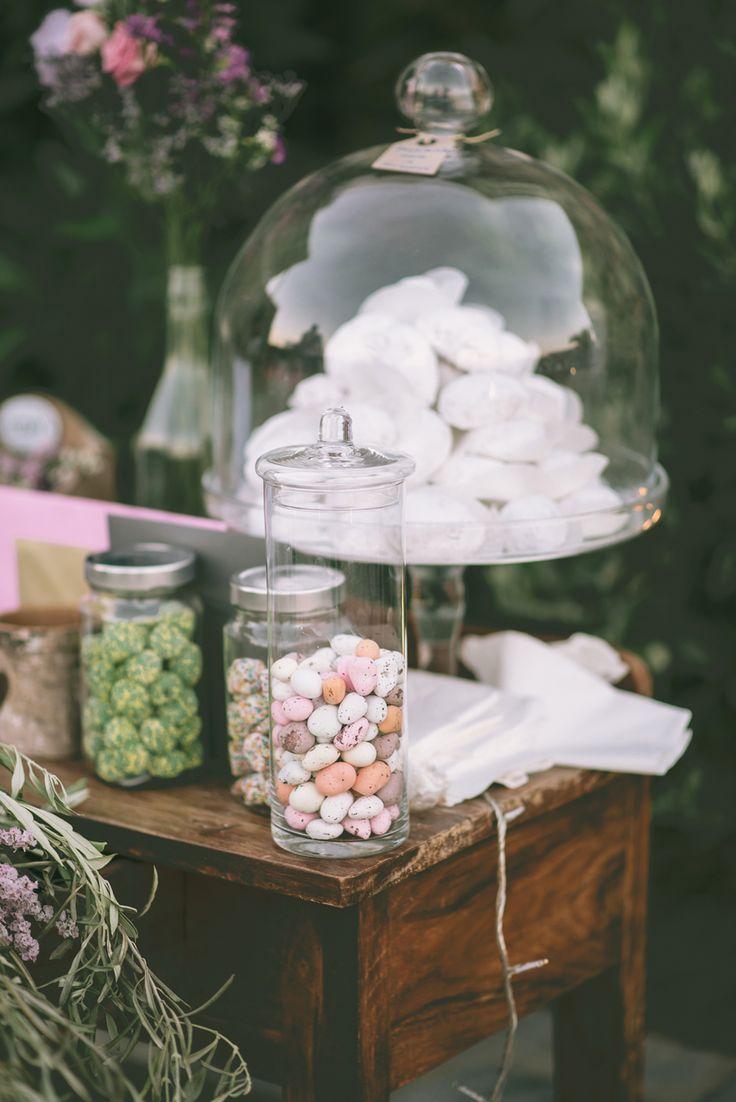 Wish table. Mykonos exclusive wedding decorations.