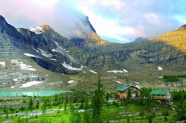 Go Here: Talus Lodge