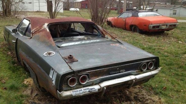 1000+ images about Muscle Car Barn finds on Pinterest ...