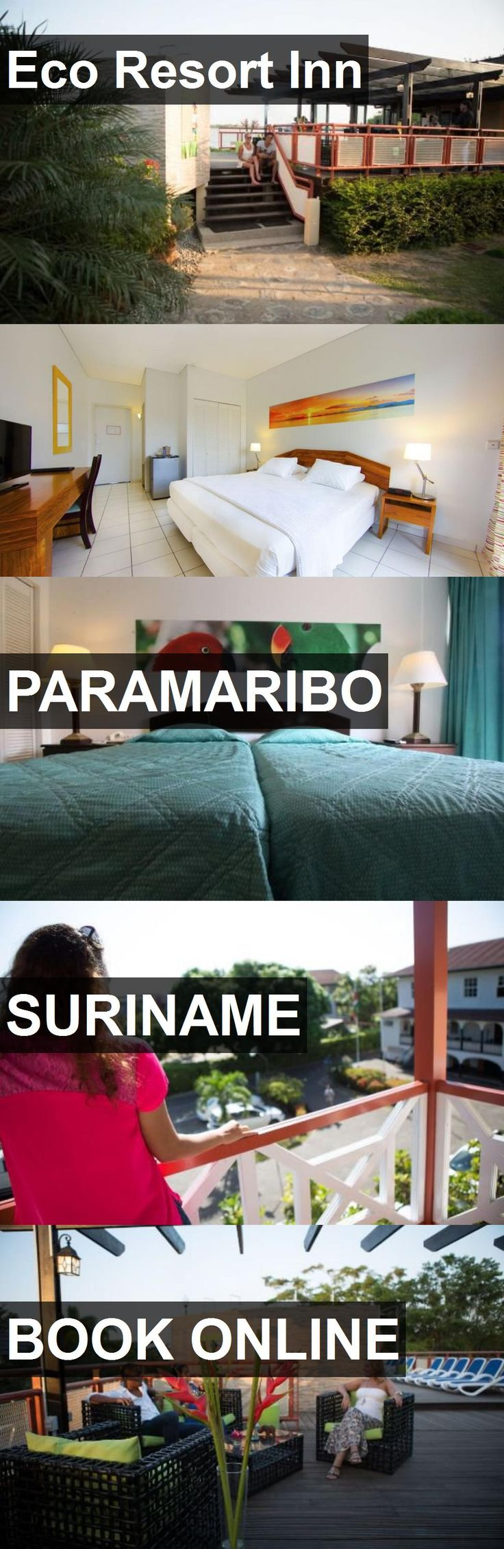Hotel Eco Resort Inn in Paramaribo, Suriname. For more information, photos, reviews and best prices please follow the link. #Suriname #Paramaribo #travel #vacation #hotel