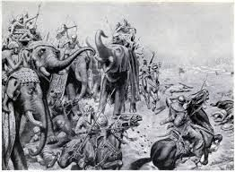 The first battle of Panipat was actually the event that marked the end of the Lodhi dynasty and the beginning of the Mughal dynasty in India.
