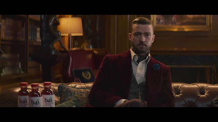 AbanCommercials: Bai Antioxidant Infusions TV Commercial  • Bai Antioxidant Infusions advertsiment  • Super bowl 2017 - Big Game - Starring Justin Timberlake • Bai Antioxidant Infusions Super bowl 2017 - Big Game - Starring Justin Timberlake TV commercial • When the Big Game is coming, you get there early and claim your seat next to that special someone. Also, bring plenty of Bai.