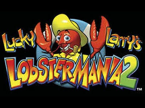 IGT Lucky Larry's Lobstermania Slot Machine - YouTube