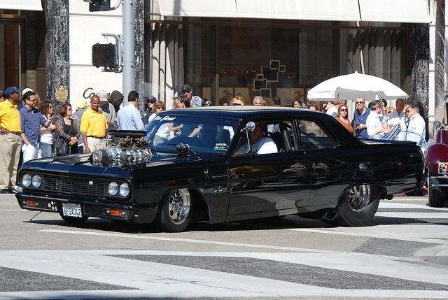 Street Drag Racing   CHEVY CHEVELLE PRO STREET DRAG RACE CAR   Flickr - Photo…