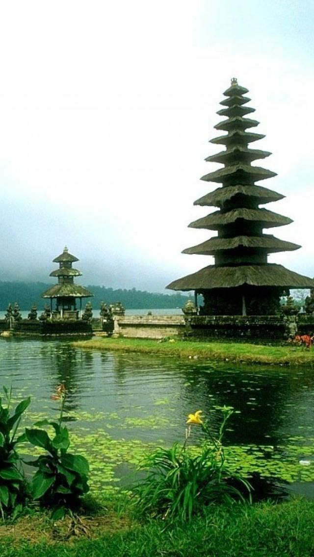 Lake Bratan, Bali, Indonesia #travel #travelphotography #travelinspiration…