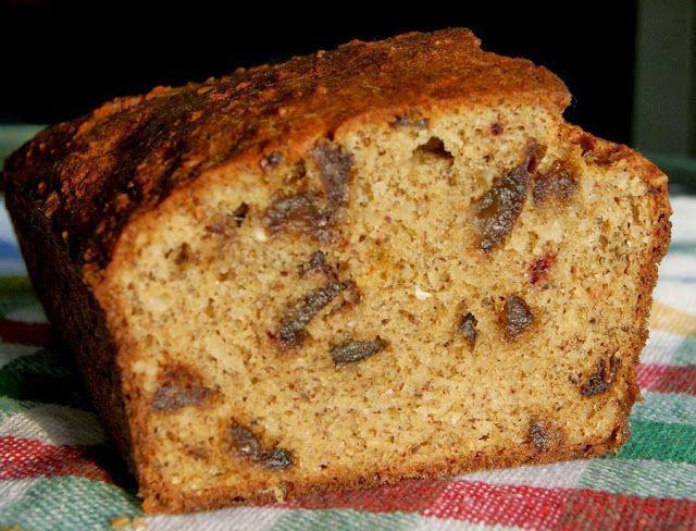 Zdrowa Kuchnia Sowy: Chlebek bezglutenowy na mące migdałowej