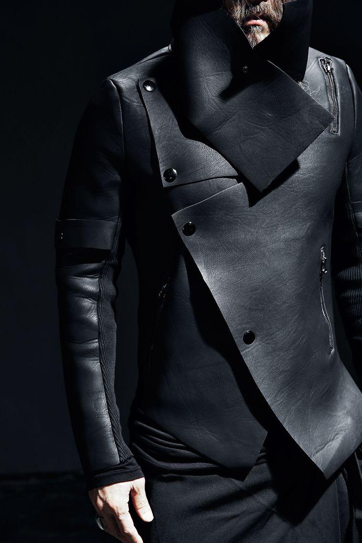 Hide Asymmetric jacket