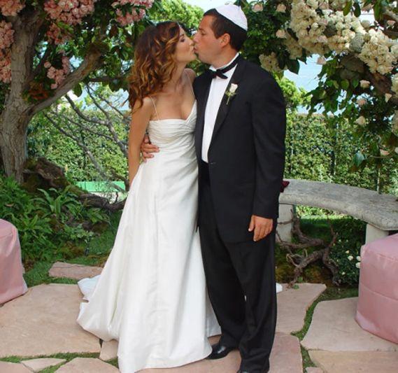 Jackie Titone/Adam Sandler | ... Rich & Famous Weddings ... адам сэндлер википедия