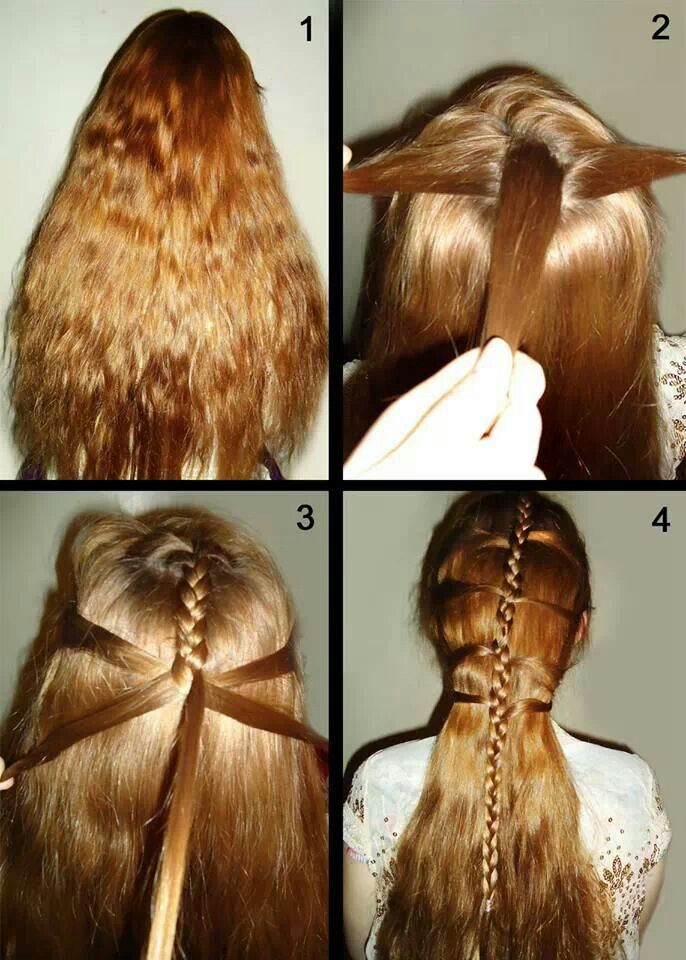 Best Hair Pretties Images On Pinterest Hair Dos Beauty And - Braid diy pinterest