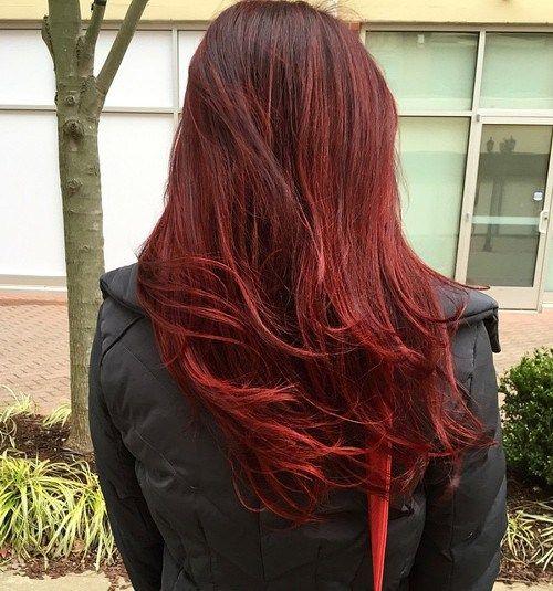 cherry+coke+hair+color