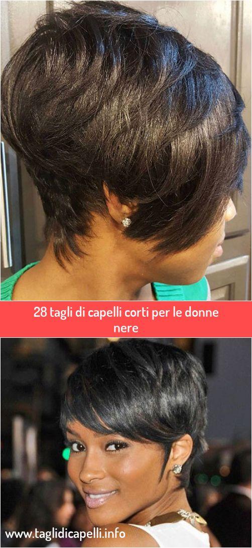28 tagli di capelli corti per le donne nere nel 2020 ...