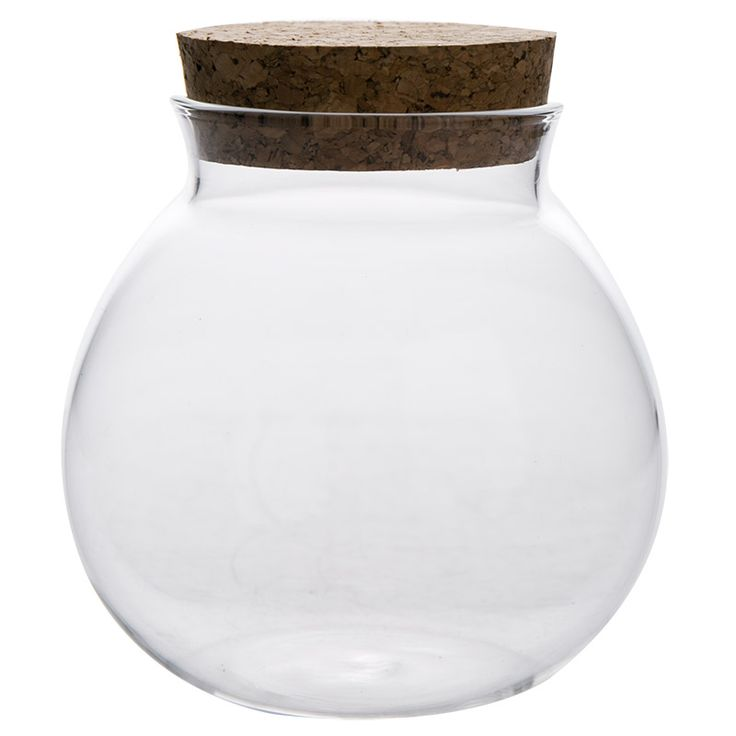 FDA food grade bamboo lid baby jam heat-resistant glass jar