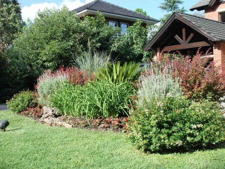 Paisajismo jardines exteriores beautiful exteriores y - Paisajismo jardines exteriores ...