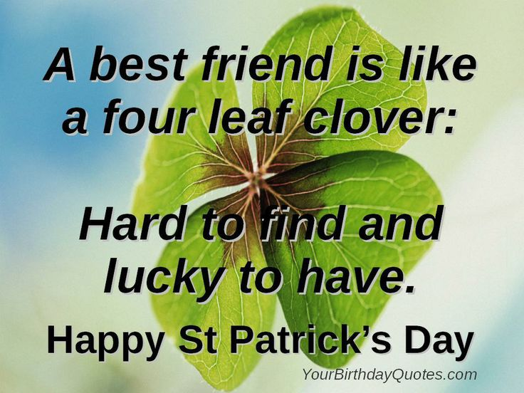 St Patrick's Day Quotes And Sayings. Best Wishes Quotes And Sayings