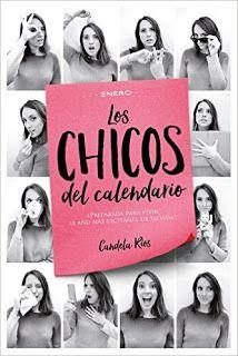 Tejiendo, Leyendo y Cocinando en K: Los Chicos del Calendario - Candela Rios