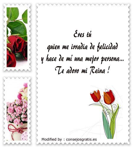 textos de amor gratis para enviar,mensajes de amor para compartir en facebook : http://www.consejosgratis.es/frases-de-amor-para-tu-pareja/