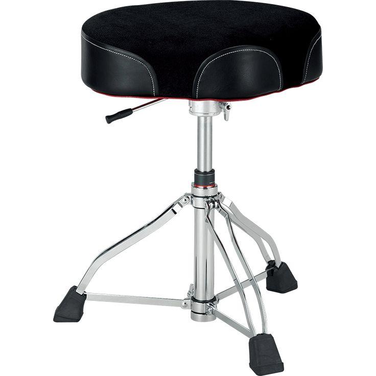 Tama HT750BC Ergo-Rider Hydraulix Cloth Top Drum Throne