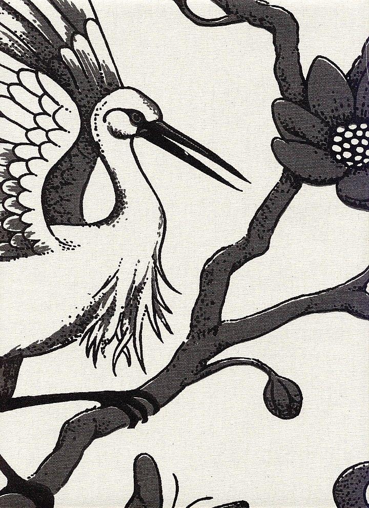 Florence Broadhurst, Egrets