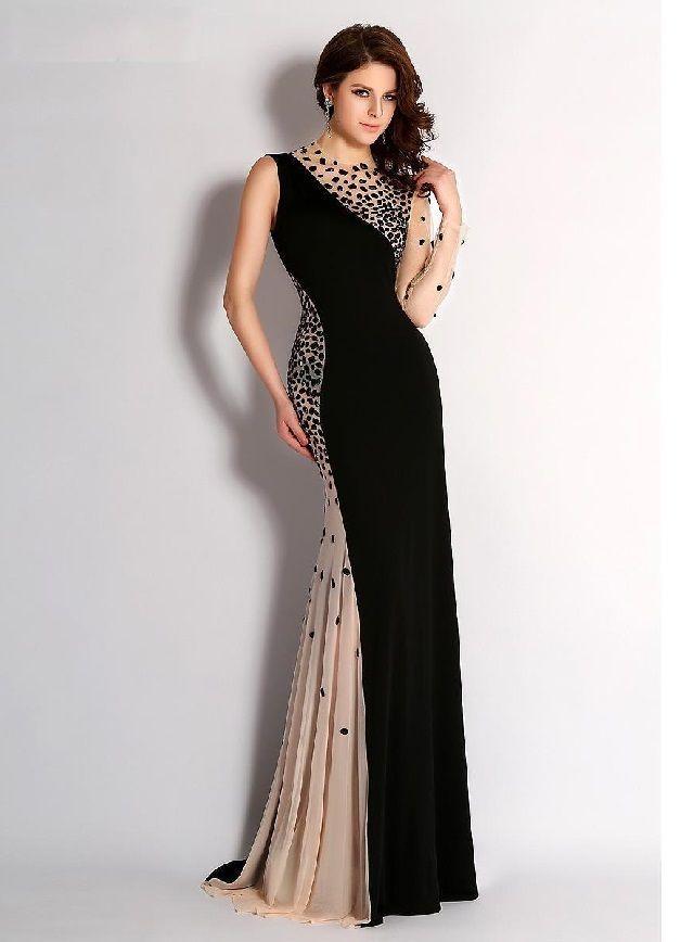 Gaun Pesta Long Dress Terbaru