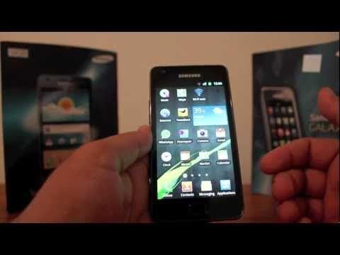 Samsung Galaxy S2 Tips & Tricks, via YouTube.