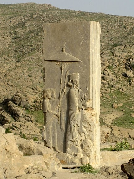 Ruine Sumérienne (Iran)