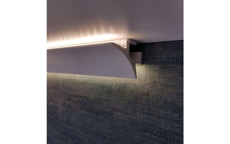 Pin Von Axel Gibmeier Auf Esszimmer Indirekte Beleuchtung Beleuchtung Lichtleiste