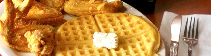 Gladys Knights Chicken and Waffles