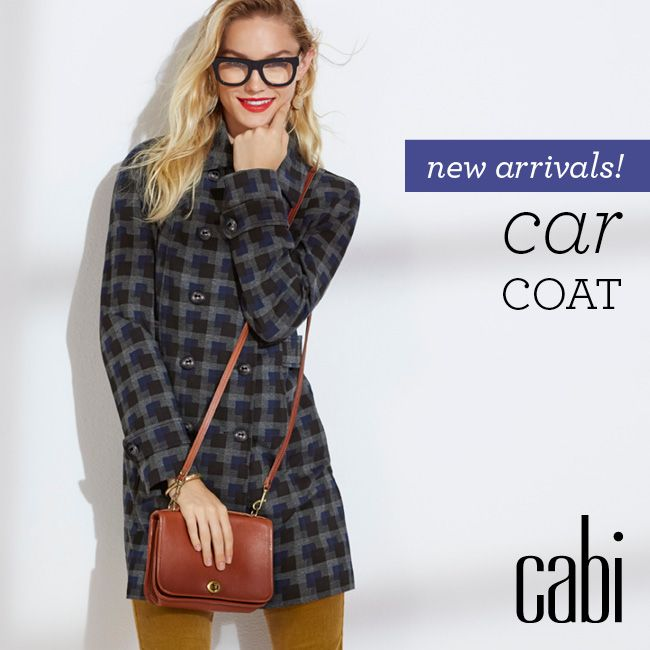 "cabi Fall 16 New Arrival ""Autumn Leaves"", available September 27th. Taking…"