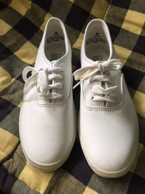 12d62a6a51ee5 Doc s Women s White Leather Fashion Sneakers size 8.5  fashion  clothing   shoes  accessories  womensshoes  athleticshoes (ebay link)