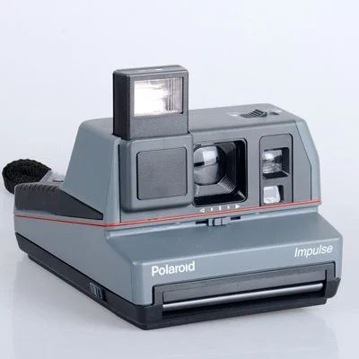 Cámara instantánea Polaroid 600 Impulse