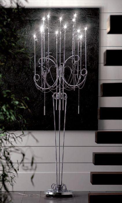 Calligrafico design by Mario Maccarini for SP LIGHT and DESIGN
