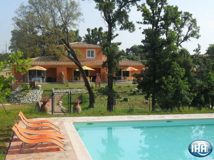 Piscine  Prunelli di Fiumorbo Vakantiewoningen  Hoog Corsica Corsica Frankrijk