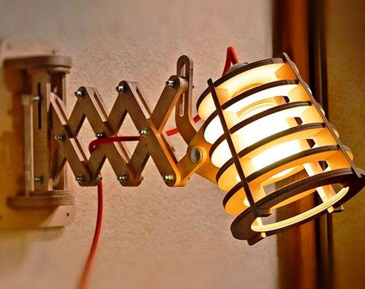 Lamp своими руками