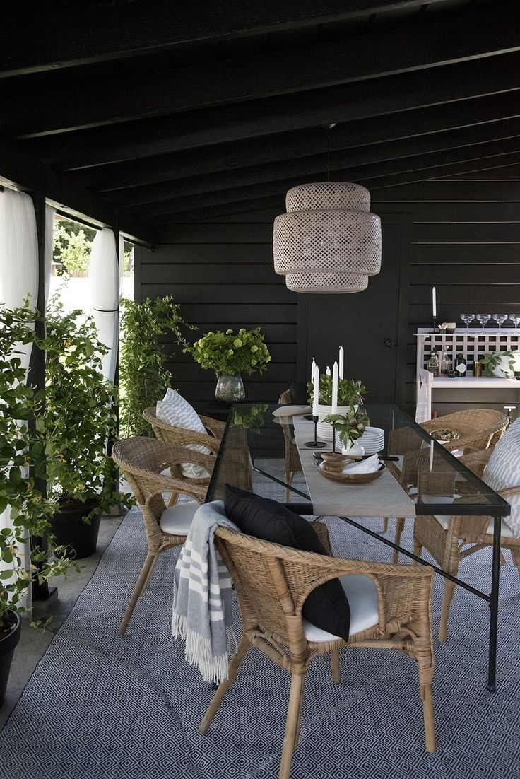 Painted Carport Makeover Room For Tuesday Blog Carport Makeover Outdoor Dining Room Outdoor Rooms