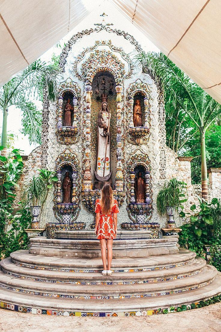 Mexico Valladolid  Summer Tessa Barton