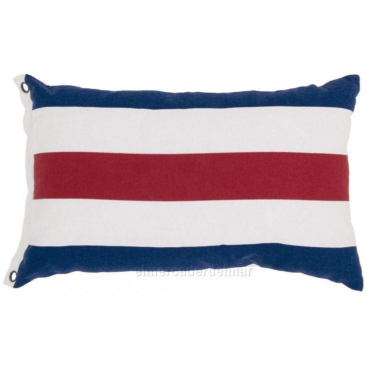 Cojín bandera náutica