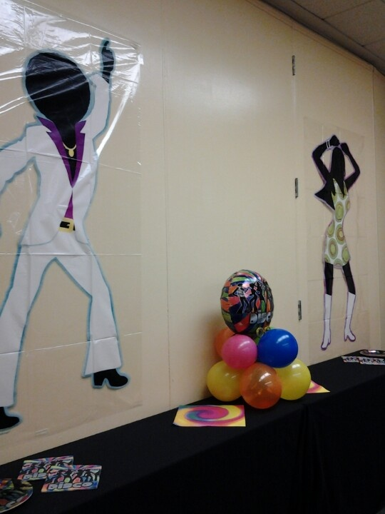 70 39 s party decorations parties and celebrations pinterest for 70s party decoration ideas