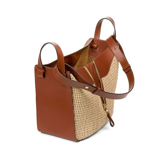 Hammock Raffia Bag