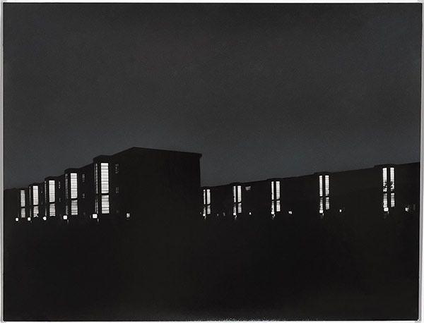 #60 Arthur Köster, Georgsgarten Housing Project, Celle-Architect Otto Haesler, 1928  from: Review-- FOTO: Modernity in Central Europe 1918-1945, NGA