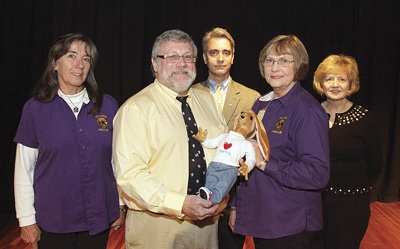 The Talladega Lions Club presented a signing doll to Alabama School for the Deaf    Read more: The Daily Home - ASD students get first signing doll from Lions Club.: Asd Student, Signs Dolls