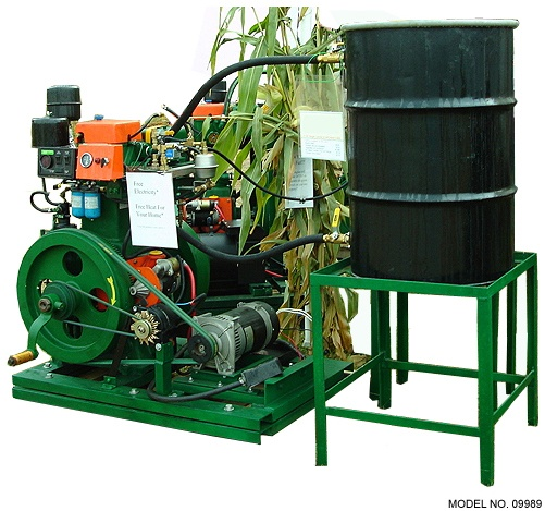 Vegetable Oil Lister Type 6 600 Watt Generator