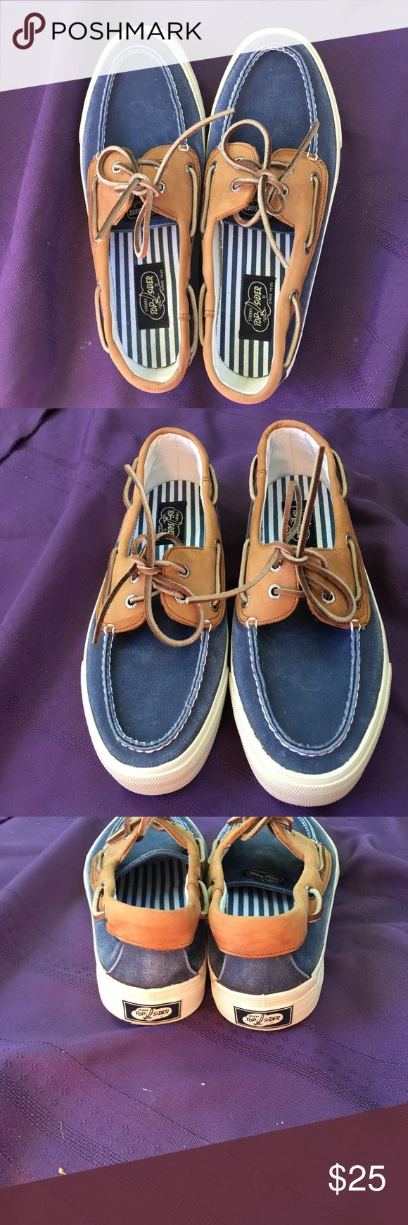 Sperry men  shoes Shoes in great condition. Speery Shoes Athletic Shoes