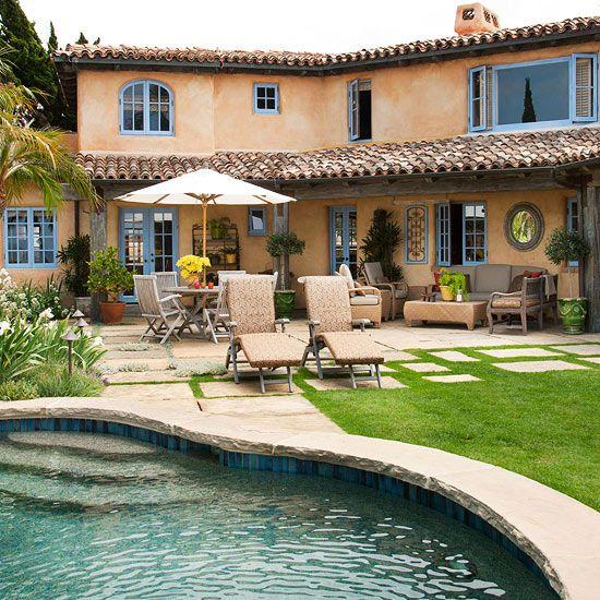 10 best exterior color combination images on pinterest brown brick exterior exterior house - Long lasting exterior paint design ...