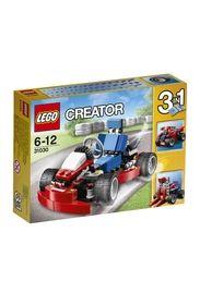 LEGO LEGO 31030 Punainen mikroauto