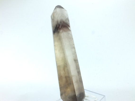 Smoky Quartz Crystal With Phantom Crystals by EarthStonesAustralia