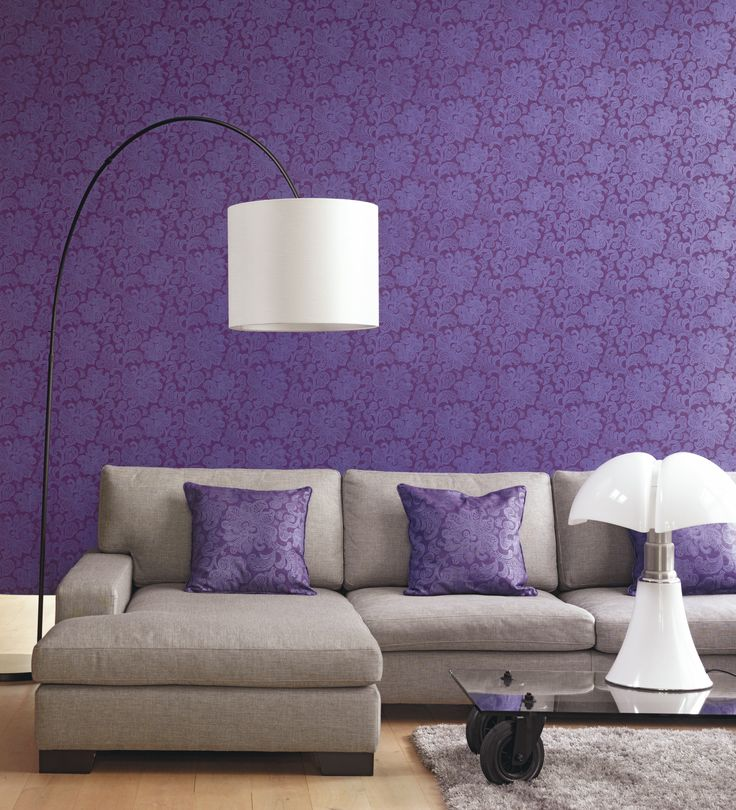 collection stanford chaleureuse intimiste cosy mati res papier peint tissus violet. Black Bedroom Furniture Sets. Home Design Ideas