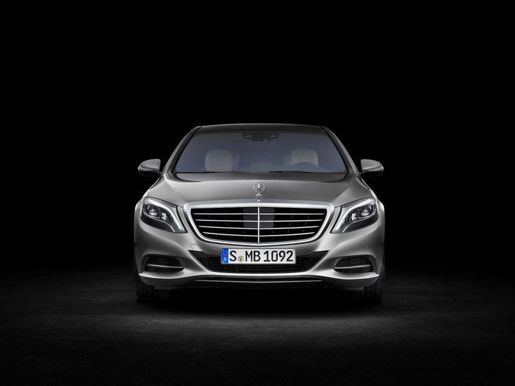 2014 Mercedes Benz S Class Front
