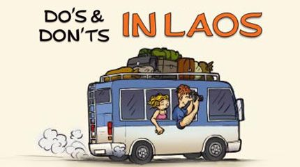 Do's and Don'ts in Laos