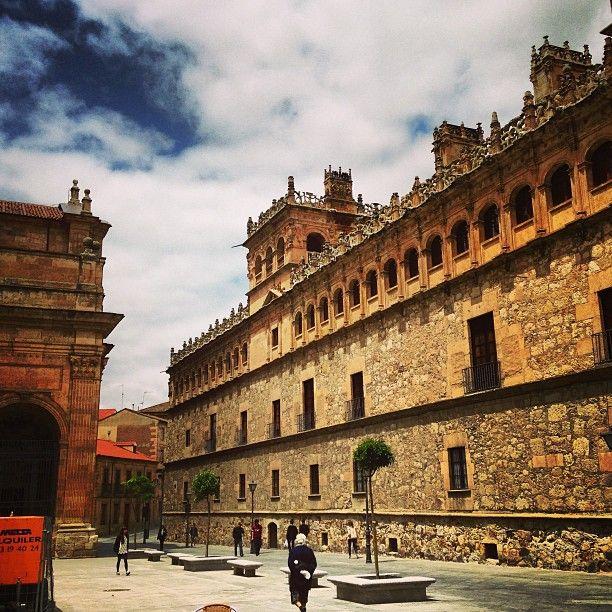 Palacio de Monterrey, Salamanca.Una de las casitas de la Duqyesa de Alba