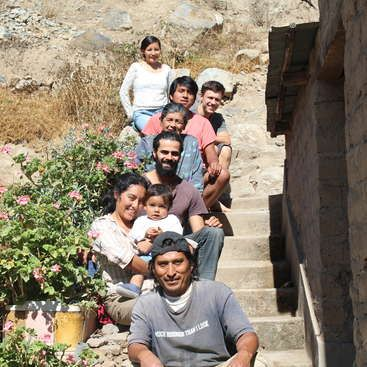 Workaway in Peru. Help our family build a sustainable model in the mountains of Lima, Peru